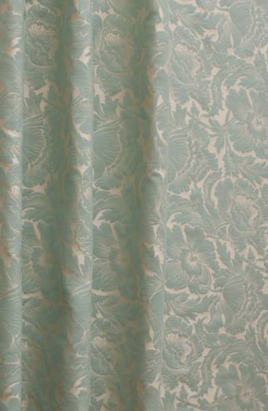 Fiona Blue Made to Measure Curtains