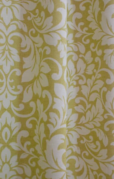 Carlotti Chartreuse Made to Measure Curtains