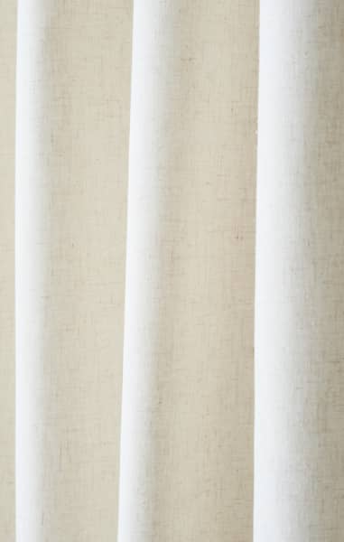 Pure Cream Made to Measure Curtains