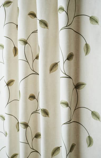 Soul Chartreuse Made To Measure Curtains