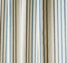 blue navy teal made to measure curtains by chatham glyn