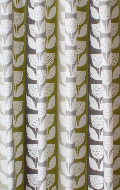 Addington Eucalyptus Made to Measure Curtains