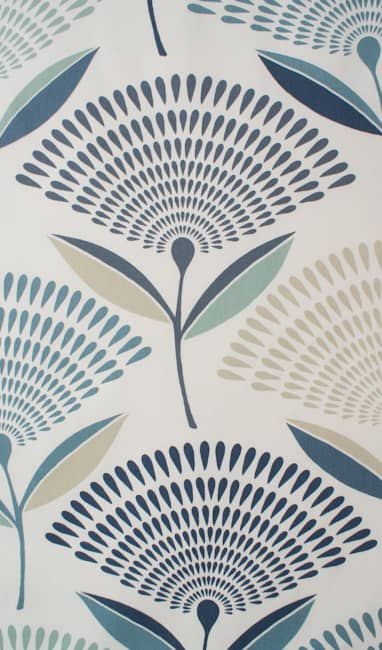Dandelion Colonial Curtain Fabric