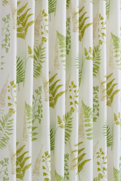 Manilla Evergreen Made to Measure Curtains