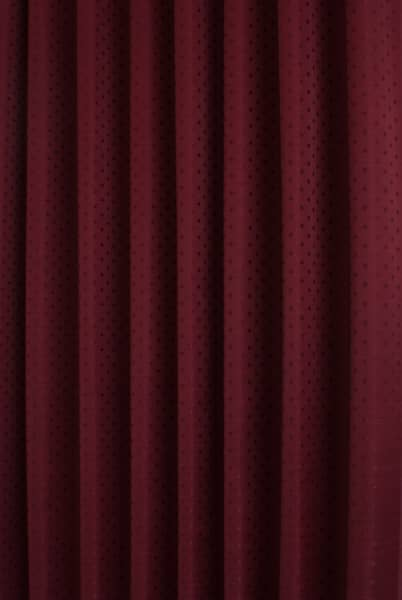 Jewel Ruby Red Made to Measure Curtains
