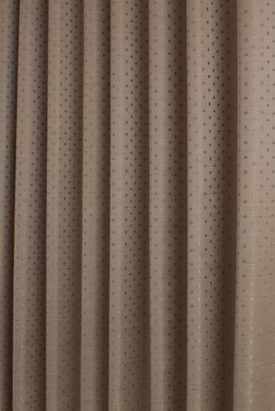 Jewel Taupe Roman Blinds