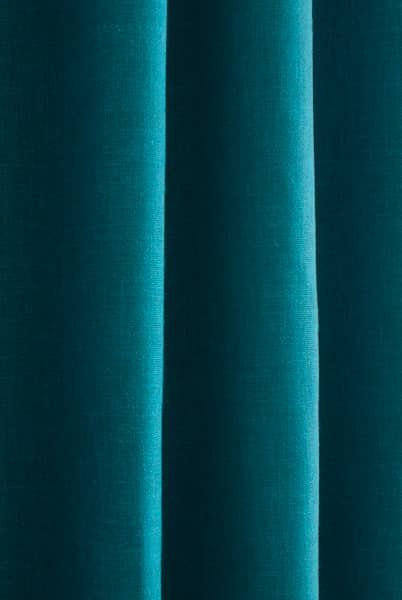 Pure Turquoise Made To Measure Curtains