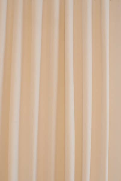 Pure Ivory Curtain Fabric