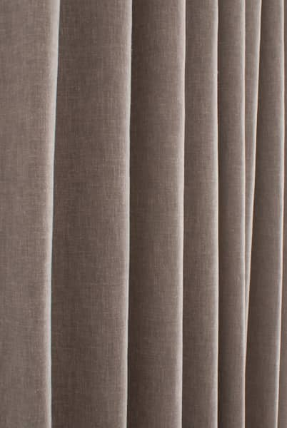 Pure Pebble Roman Blinds