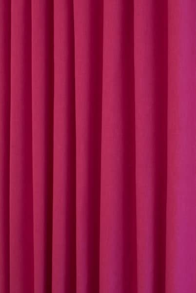 Pure Hot Pink Curtain Fabric