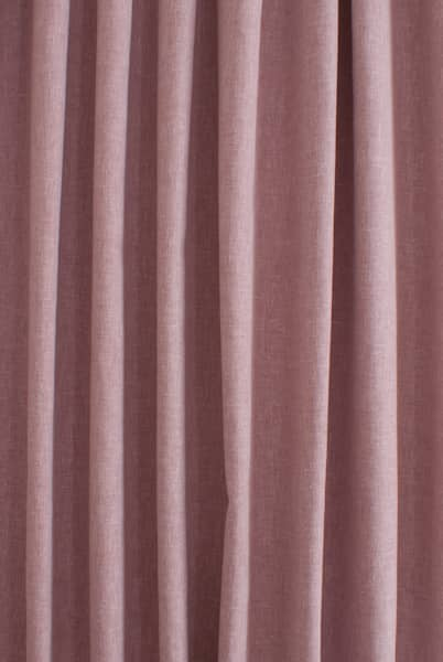 Pure Dusty Rose Made To Measure Curtains