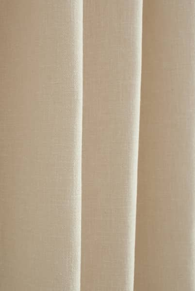 Pure Biscuit Roman Blinds