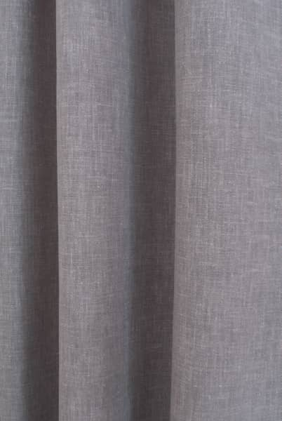 Pure Silver Grey Roman Blinds