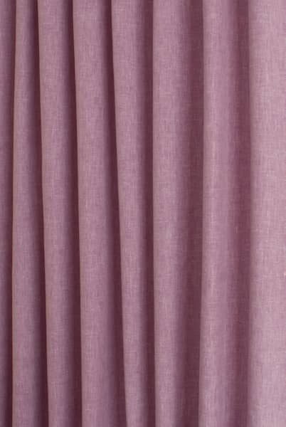 Pure Lilac Curtain Fabric