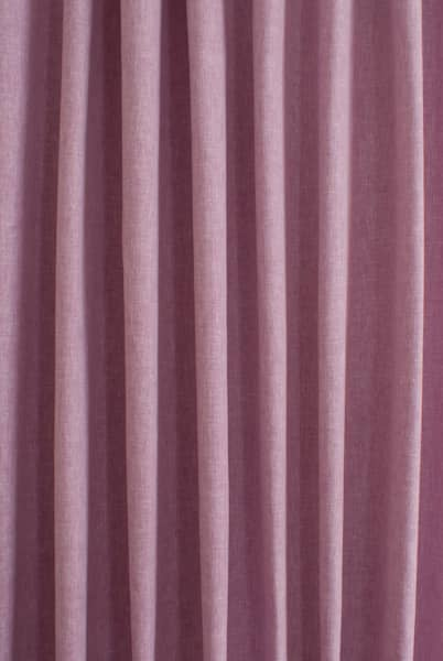 Pure Lilac Roman Blinds