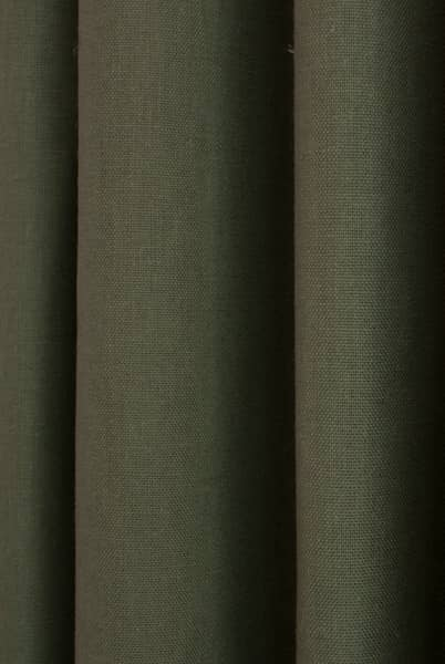 Pure Moss Roman Blinds