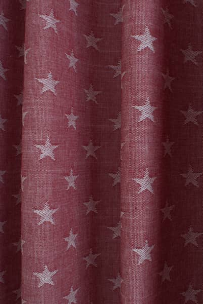 Newport Strawberry Made to Measure Curtains