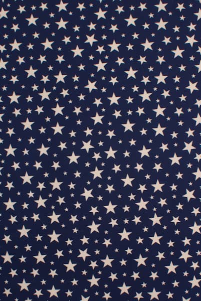 Apollo Stars Navy Blue Roman Blinds