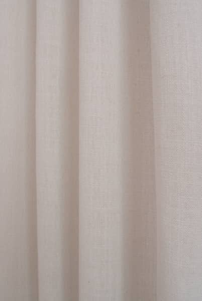 Linum Snow Made to Measure Curtains