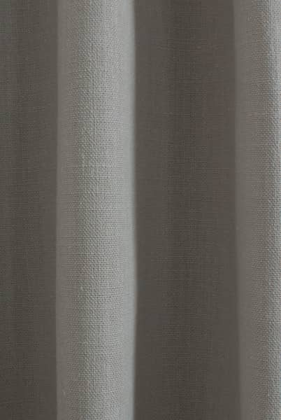 Linum Fog Curtain Fabric