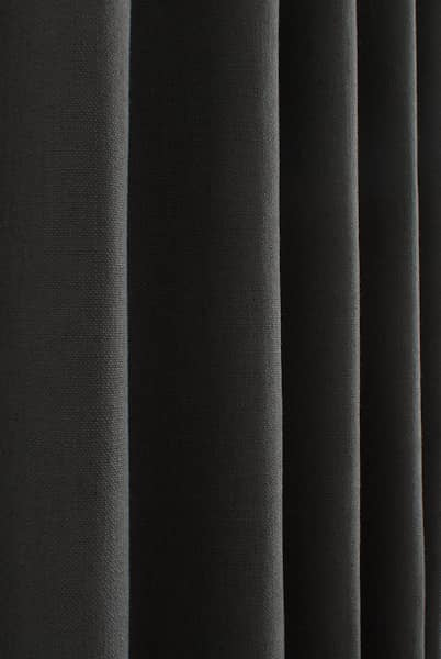 Linum Smoke Made to Measure Curtains