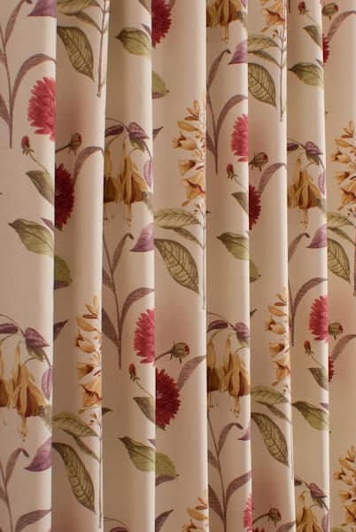 Bloomingdale Vintage Roman Blinds