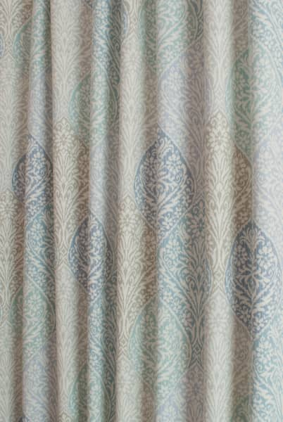 Bosworth Chambray Curtain Fabric