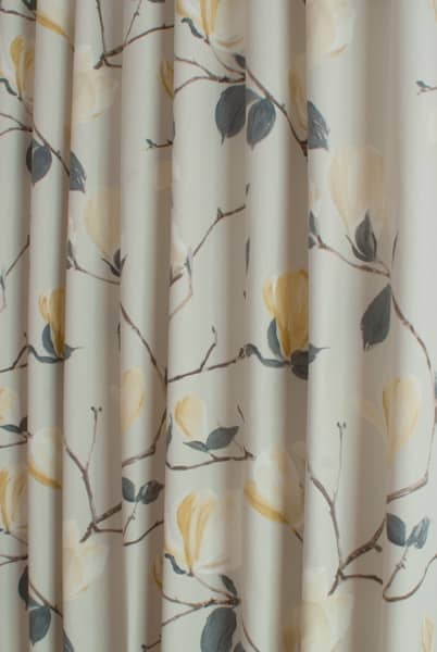 Sayuri Mimosa Made to Measure Curtains