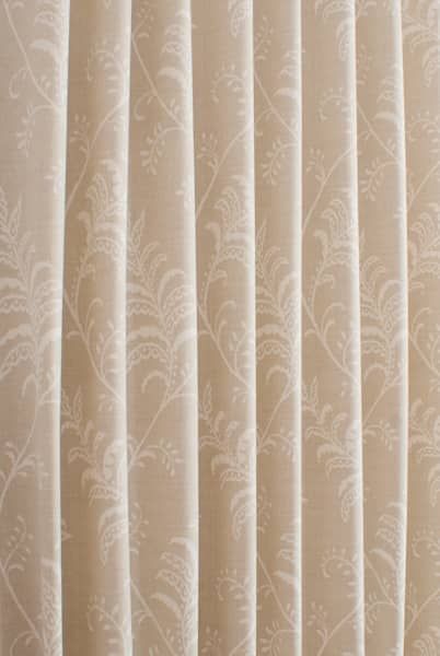 Albery Linen Curtain Fabric