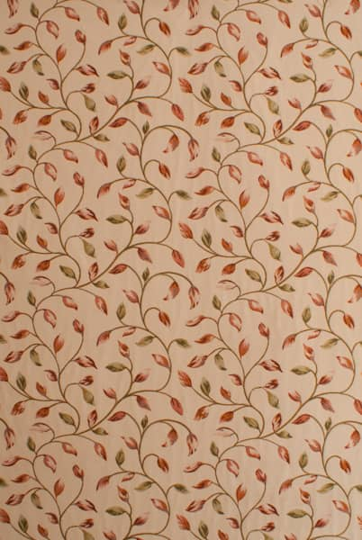 Beaufort Spice Curtain Fabric