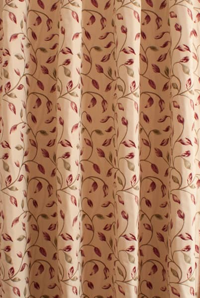 Beaufort Ruby Made to Measure Curtains