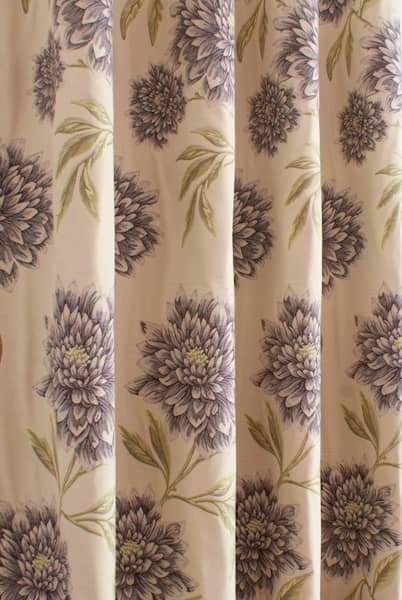 Blyth Grape Curtain Fabric