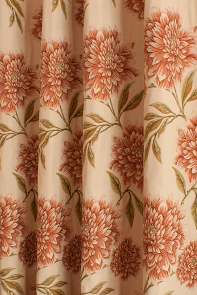 Blyth Spice Curtain Fabric