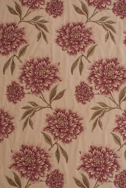 Blyth Ruby Curtain Fabric