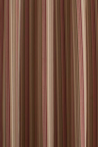Clarence Ruby Curtain Fabric