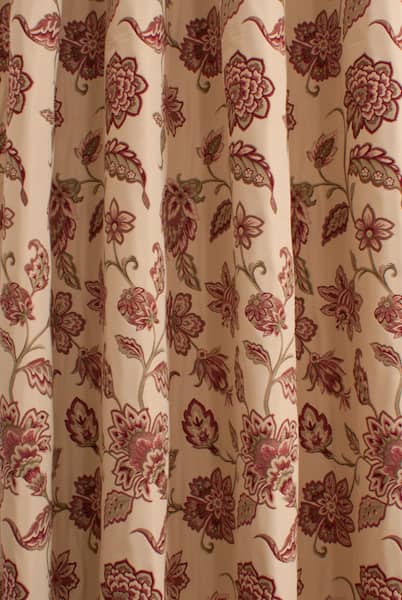 Mitford Ruby Roman Blinds