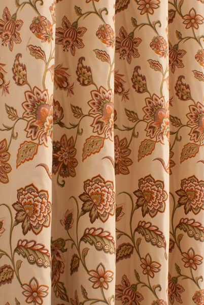 Mitford Spice Roman Blinds