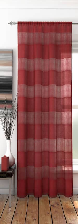 Oakland Red Voiles & Voile Panels