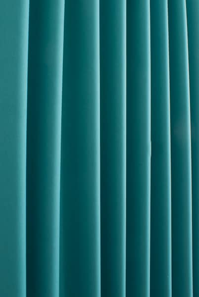 Finch Teal Curtain Fabric