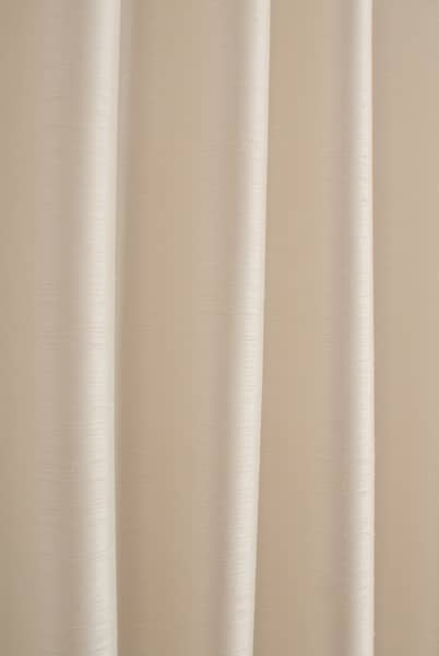Shantung Ivory Curtain Accessories