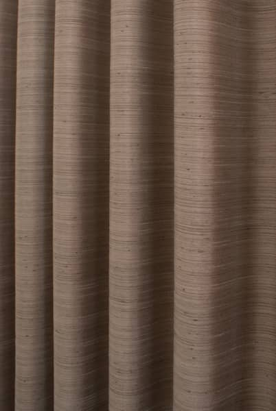 Shantung Mocha Made to Measure Curtains
