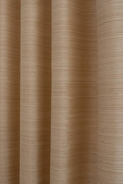 Shantung Straw Made to Measure Curtains