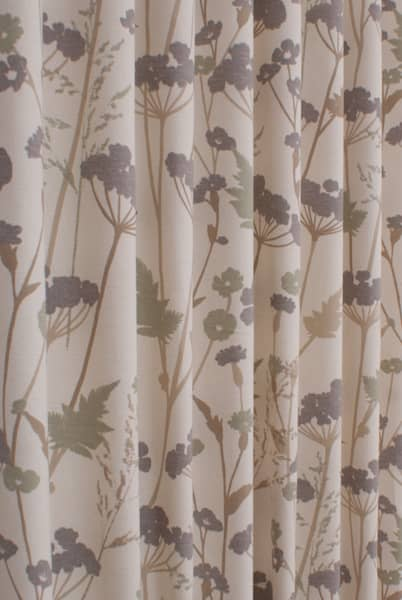 Meadow Grey Made to Measure Curtains