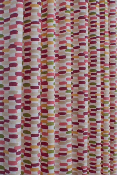 Batik Berry Made to Measure Curtains