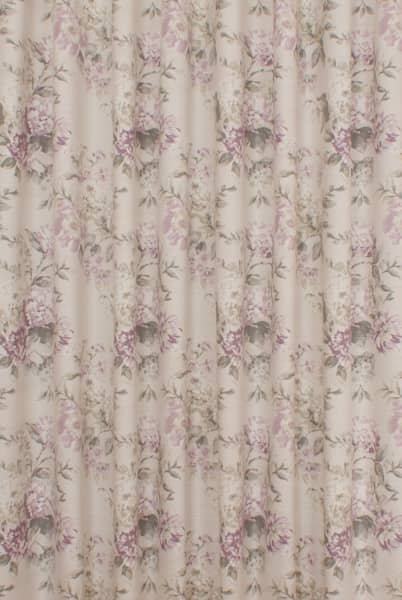 Bowland Hydrangea Made to Measure Curtains