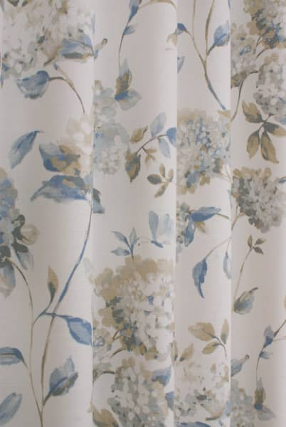 Abbeystead Porcelain Made to Measure Curtains