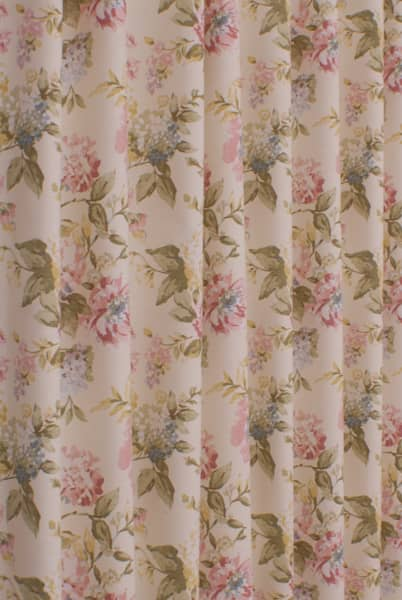 Bowland Blossom Roman Blinds