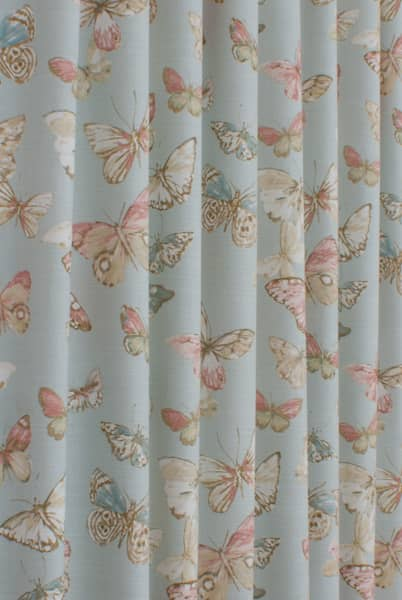 Briarfield Eau de Nil Made to Measure Curtains