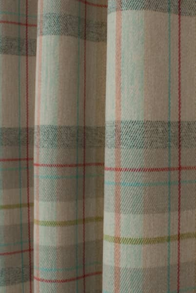 Cairngorm Duck Egg Roman Blinds