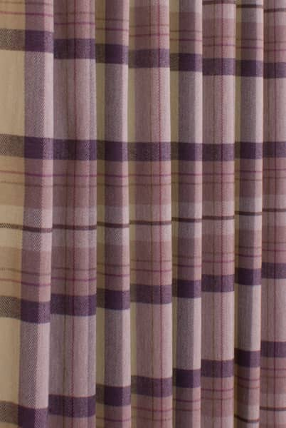 Cairngorm Thistle Made to Measure Curtains